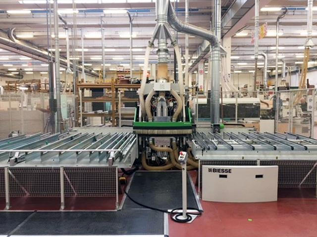 Macchine Per Lavorare Il Legno Usate D Occasione : Centri di lavoro macchine usate lavorazione legno aragona
